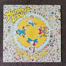 "Murphy's Law - Best of Times  - LP 12"" - NYHC - Fishbone - Ska - NYHC - Madball"