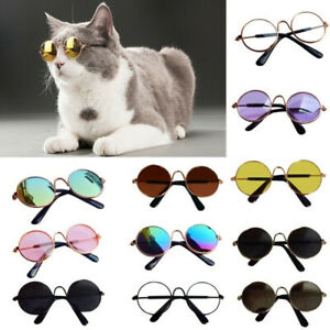 Dog Cat Pet Glasses For Pet Small Dog Eye-wear Puppy Sunglasses Photos Props