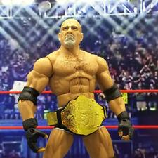 Goldberg WWE Mattel Elite Series Wrestling Action Figure Raw Ring Exclusive F12