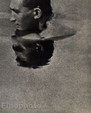 1919/72 Vintage 11x14 SURREAL MALE SWIMMING Man Hungary Photo Art ANDRE KERTESZ