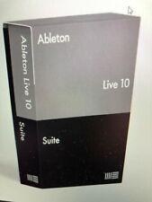 Ableton live 10 .1 multilingue x64.win