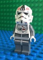 Lego STAR WARS minifig AT-AT Driver Minifig Minifigure 8084 Snow Trooper