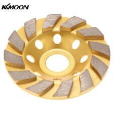 """Disco Diamond 100mm 4"""" Muela Piedra Mamposteria Hormigon Granito Marmol Ceramica"""