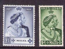 George VI (1936-1952) Precancel British Multiples Stamps