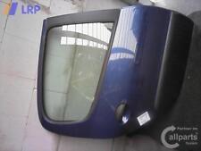 Peugeot 206 BJ 2000 Tür hinten rechts Blau