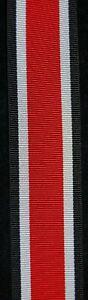 EK.II - 2. Weltkrieg, Bandabschnitt 30mm breit, 18cm lang