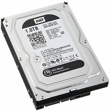 Western Digital WD WD1003FZEX Black 1 TB SATA III 7200 RPM 64MB internal HDD OEM