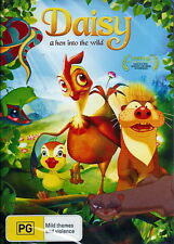 Daisy - A Hen Into The Wild - NEW DVD