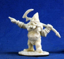 1 x NAIN ESCLAVAGISTE - BONES REAPER figurine miniature rpg dwarf slaver 77298