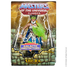 MOTUC Galactic Protector She-Ra Masters of the Universe Classics 2014