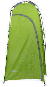 Andes Deluxe Portable Toilet/Shower Utility Tent Camping Changing Room Storage