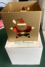 New Listingkathe wohlfahrt Santa Tea Light