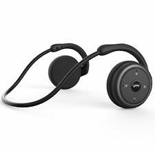 KAMTRON Bluetooth Running Headphones, Marathon2 Wireless Earphones with Clear