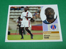 ALIOUNE TOURE PARIS SAINT-GERMAIN PSG PANINI FOOT 2003 FOOTBALL 2002-2003