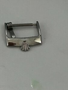 Vintage Rolex Buckel 16mm stainless steel  new without band