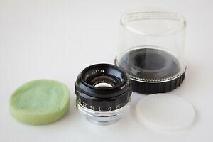 Nikon EL-Nikkor 135mm f/5.6 Darkroom Enlarging Lens, Case