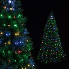 Tinsel Time Easy Drape LED Christmas Tree Light Multi Warm White Xmas Decoration