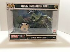 Funko Pop Marvel Movie Moments - Hulk Smashing Loki #362 Walgreens Exclusive