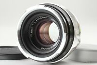 SUPER RARE【MINT-】Carl zeiss Planar 50mm f2 MF Lens for Contarex from JAPAN 1130