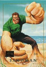 Marvel Masterpieces 2016 Joe Jusko Commemorative Buyback Card #77 Sandman