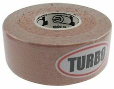 Turbo 2-N-1 Beige Coarse Fitting Skin Protection Thumb Fingers Tape Roll