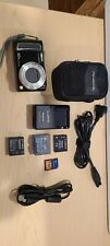 Panasonic LUMIX DMC-TZ15 9.1MP Digital Camera - Black - DMC-TZ5 - Made in Japan
