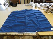 "LARSON / GLASTRON 204 BOW COVER 102352 BLUE TWEED CANVAS 63"" X 80"" MARINE BOAT"