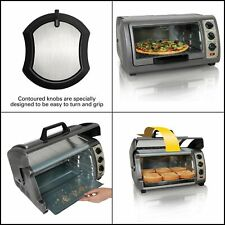 Toaster Oven 18.74 in. Width 1400 Watts 11.40 lb. Weight Stay-On Setting