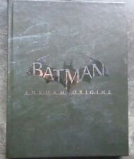 BATMAN ARKHAM ORIGINS STRATEGY GUIDE 1st/1st EDITION EXCELLENT CONDITION