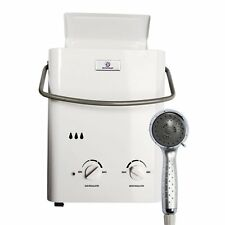 Eccotemp L5 Portable Tankless Water Heater and Outdoor Shower. Free shipping!