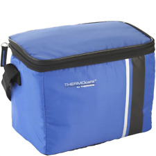 Thermos Thermocafe 6 Can Cooler Blue Cool Insulated Bag Travel Camping Storage