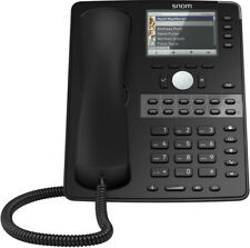 Snom D765 VoIP Phone -Colour screen & 16 function keys - Grade A