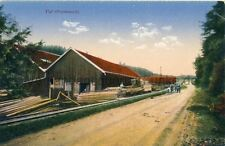 Ansichtskarte Val Sägewerk um 1910 Val-et-Châtillon Frankreich Lothringen