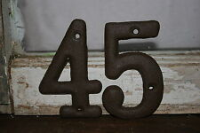 DIY house numbers condo numbers apartment numbers street numbers wedding numbers