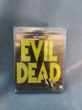 The Evil Dead (Blu-ray Disc, 2010) New