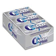 Wrigleys Extra Professional White Mini Streifen 400g 12er Pack