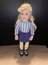 Playmates Amazing Ally Interactive Doll,1999, Excellent Condition, She Talks