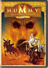 The Mummy - The Animated Series - Volume 3 (DVD, 2008)