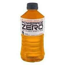 Powerade Zero Orange Sports Drink 0 Calorie 28 Fl Oz (Pack of 10)