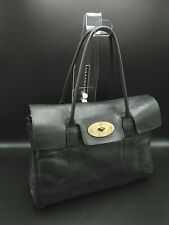 Mulberry Heritage Bayswater in Black  Leather