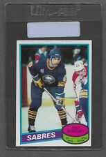 ** 1980-81 OPC Tony McKegney RC #144 (NRMT) High Grade Hockey Set Break ** P3024