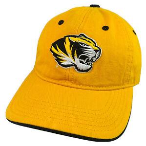 Missouri TIGERS MIZZOU Adjustable STRAPBACK Youth Hat Baseball Ball Cap