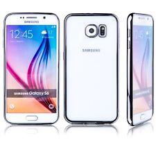 PREMIUM Housse TPU Noir pour Samsung Galaxy S6 G920 G920F housse étui