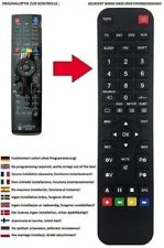 Replacement Remote Control Suitable For Popcorn Hour c-200