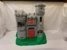 Great Adventures Castle #7110 Made in USA Castle Only 1994 Fisher Price