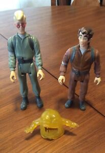 Vintage GHOSTBUSTERS Egon & Peter Classic Hero, Columbia Pictures 1984