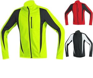 Men's Winter Soft-Shell Jacket Pro Cycling,Running,Wind stopper Water Resistant