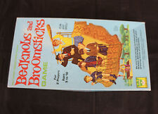 "VINTAGE 1971 WALT DISNEY ""BEDKNOBS AND BROOMSTICKS"" BOARD GAME BY WHITMAN"