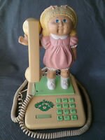 Cabbage Patch Telephone by Coleco  --  Tested & Works