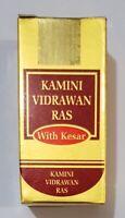 Unani Dehlvi Kamini Vidrawan Ras 10 Gm Free Shipping